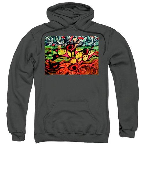 Tropical Garden Sweatshirt