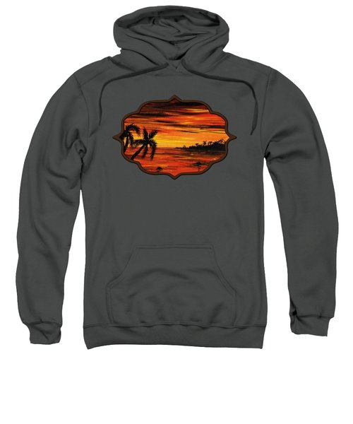Tropical Night Sweatshirt