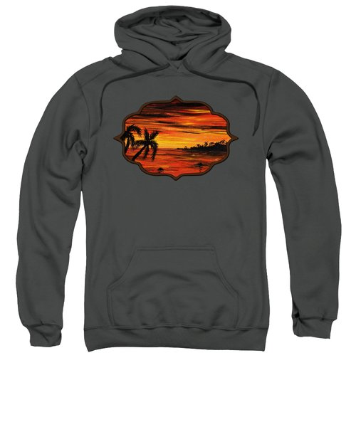 Tropical Night Sweatshirt