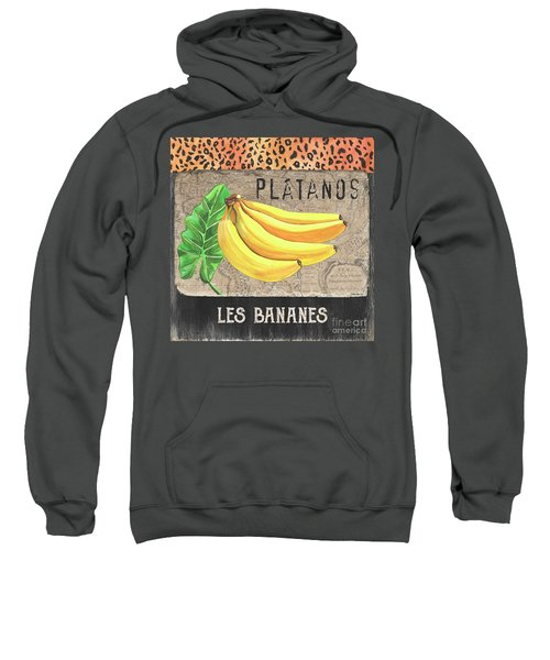 Tropical Palms 4 Sweatshirt