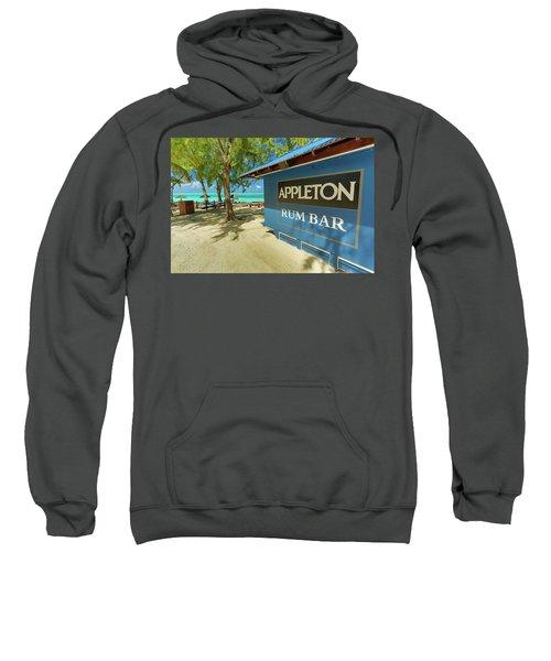 Tropical Rum Bar Sweatshirt