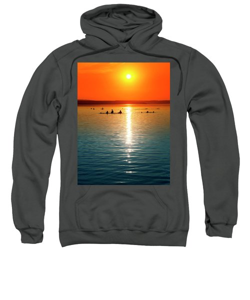 Tropicana Swimming Sweatshirt