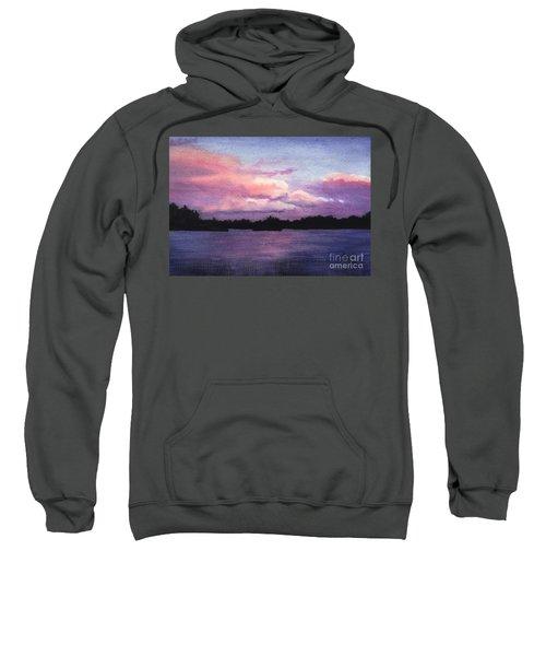 Trout Lake Sunset I Sweatshirt