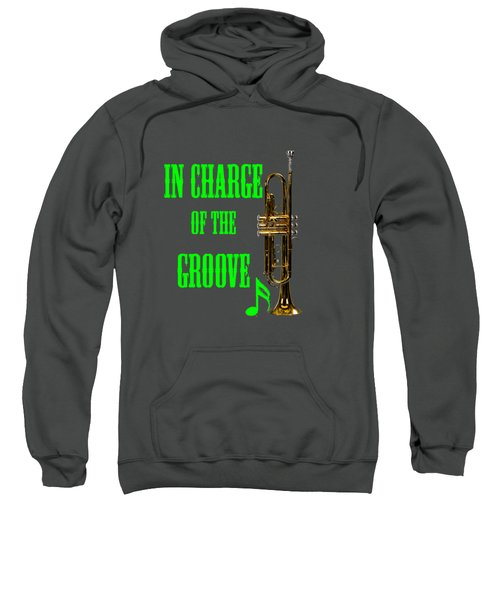 Trumpets In Charge Of The Groove 5535.02 Sweatshirt