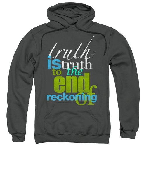 Michael Jackson Truth Is Truth Sweatshirt by D Francis