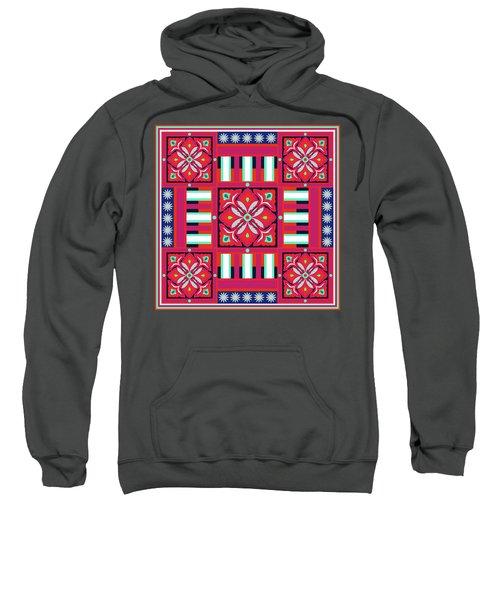Tuck Art 1 624 3 Sweatshirt