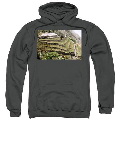 Tucked In A Mountain Sweatshirt
