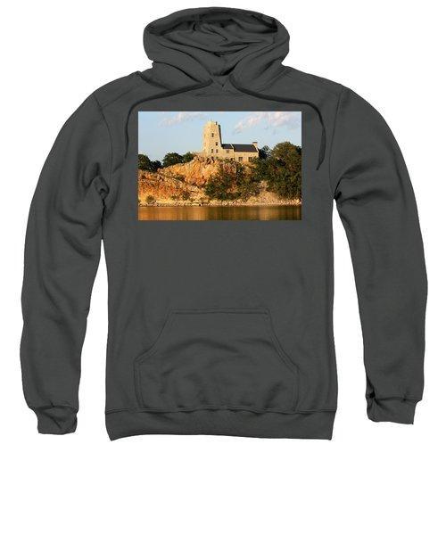 Tucker's Tower Lake Murray Oklahoma Sweatshirt