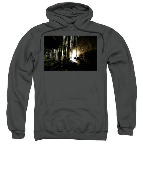 Tunnel Icicles Sweatshirt