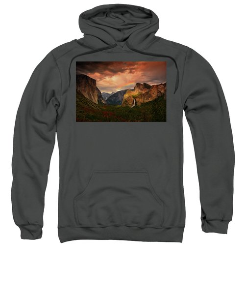 Tunnel View Rainbow Sweatshirt