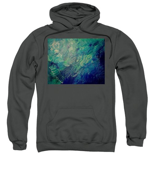 Turbulent Sea Sweatshirt
