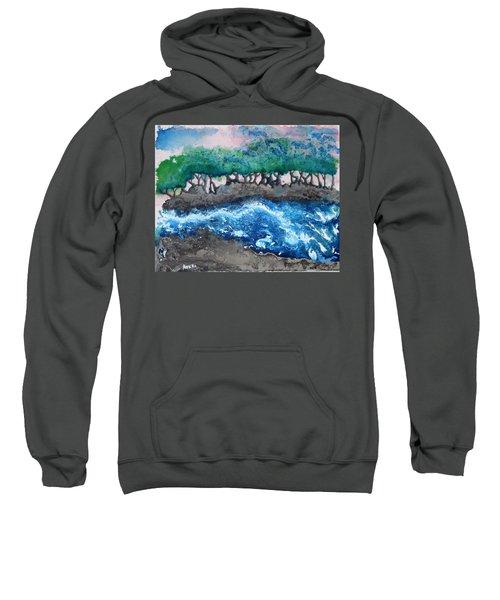 Turbulent Waters Sweatshirt