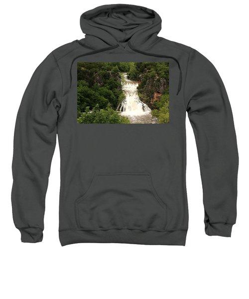 Turner Falls Waterfall Sweatshirt