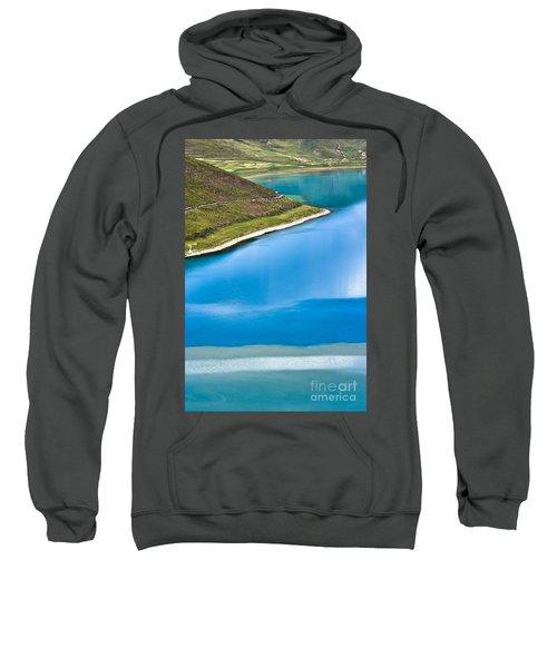 Turquoise Water Sweatshirt