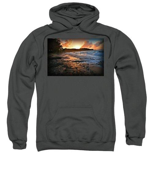 Turtle Bay Sunset 1 Sweatshirt