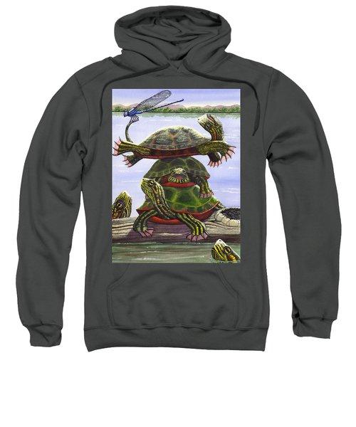 Turtle Circus Sweatshirt