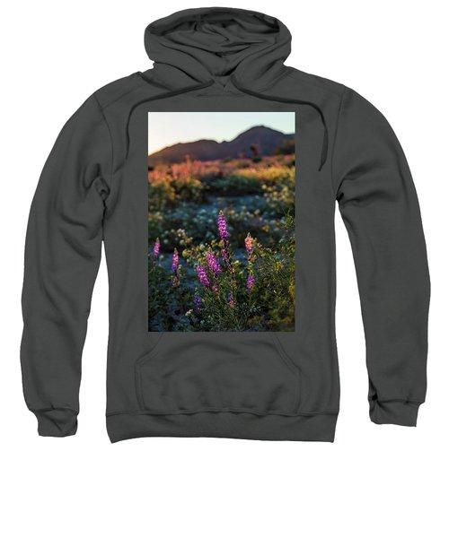 Twilight Lupine Sweatshirt