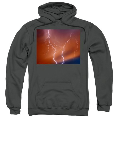 Twin Strike Sweatshirt