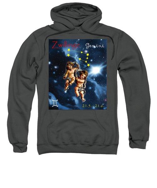 Twins Of Heaven Sweatshirt
