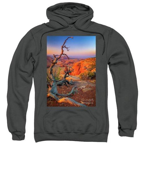 Twisted Remnant Sweatshirt