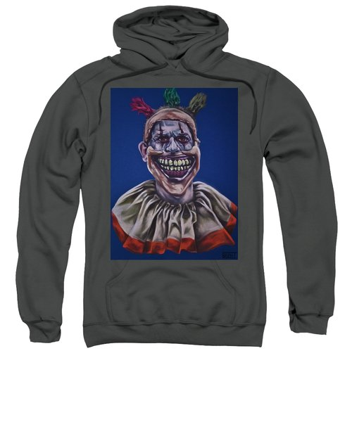 Twisty The Clown  Sweatshirt