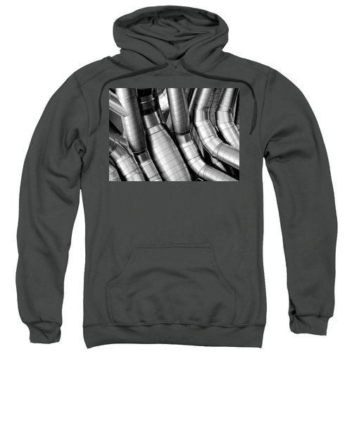 Twisty Tubes Sweatshirt