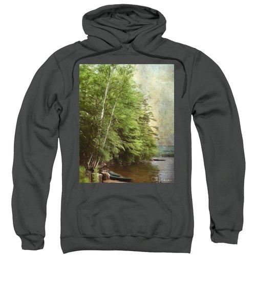 Two Birches Sweatshirt