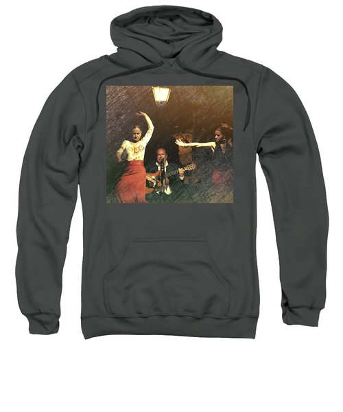 Two For Flamenco Sweatshirt
