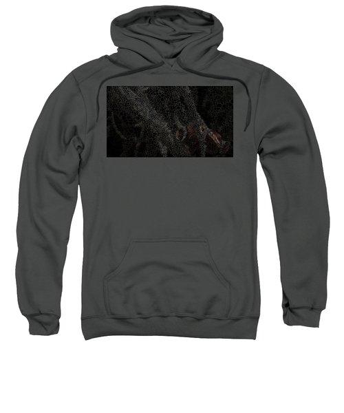 Two Hands On The Piano Sweatshirt