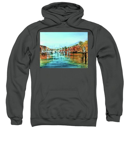 Two Harbors Catalina Morning Impressions Sweatshirt