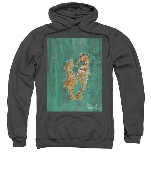 Two Seahorse Lovers Sweatshirt
