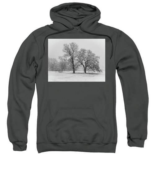 Two Sister Trees Sweatshirt