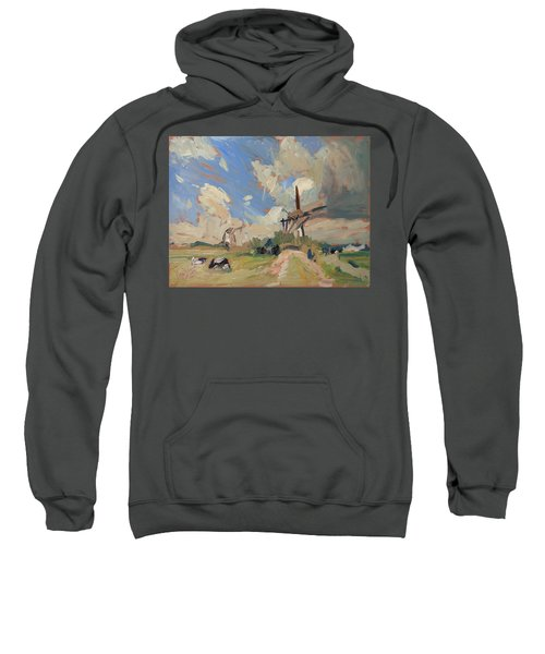 Two Windmills Sweatshirt