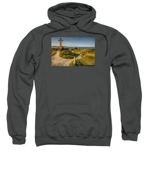 Twr Mawr Lighthouse Sweatshirt
