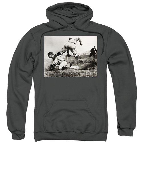 Ty Cobb Gets A Triple Sweatshirt