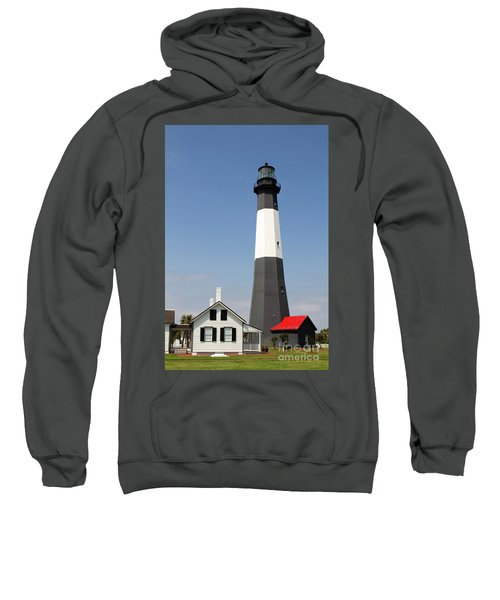 Tybee Lighthouse Georgia Sweatshirt