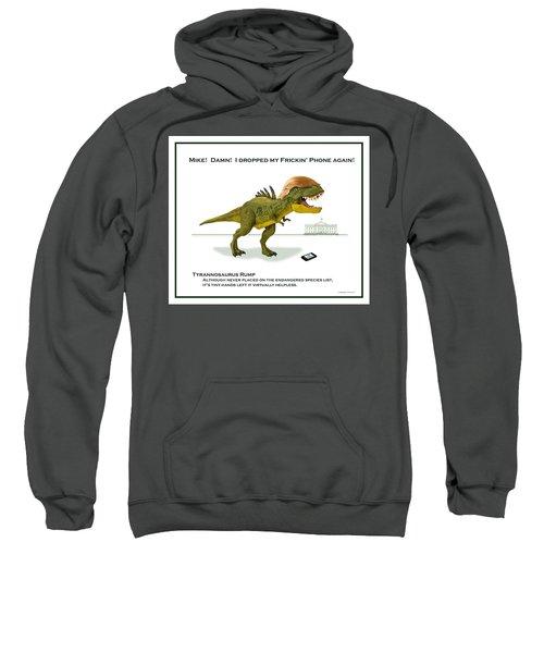 Tyrannosaurus Rump Sweatshirt