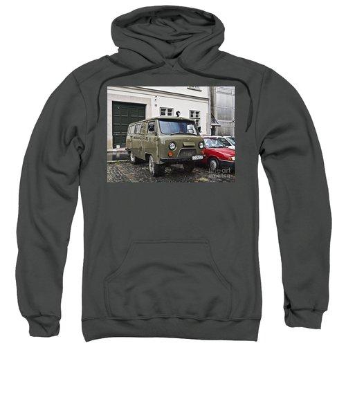 Uaz-452 Van Buda573 Sweatshirt