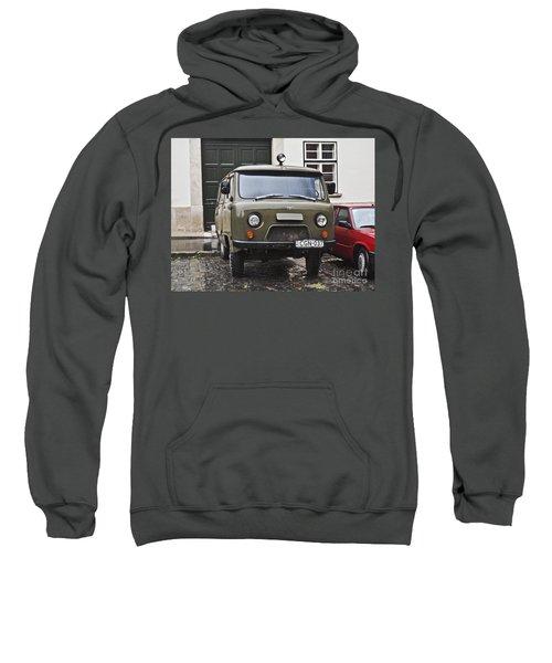 Uaz-452 Van Buda574 Sweatshirt
