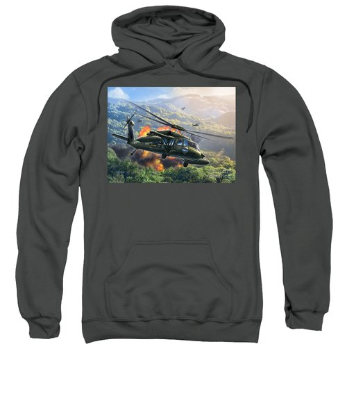Uh-60 Blackhawk Sweatshirt
