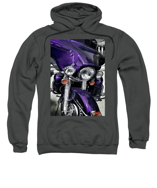 Ultra Purple Sweatshirt