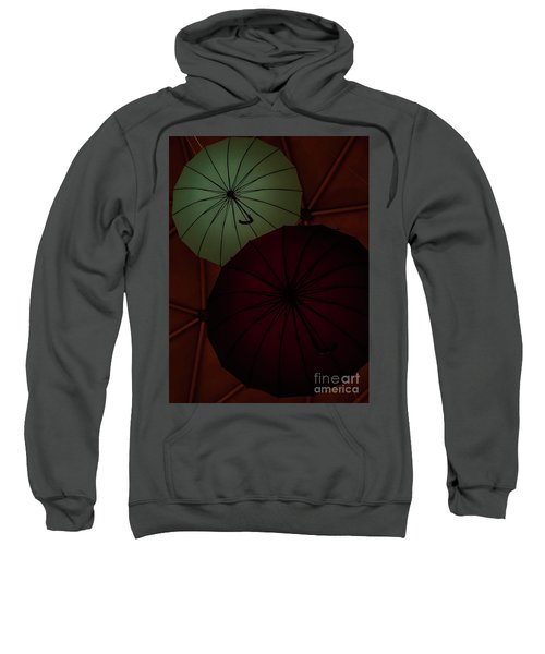 Umbrellas Sweatshirt