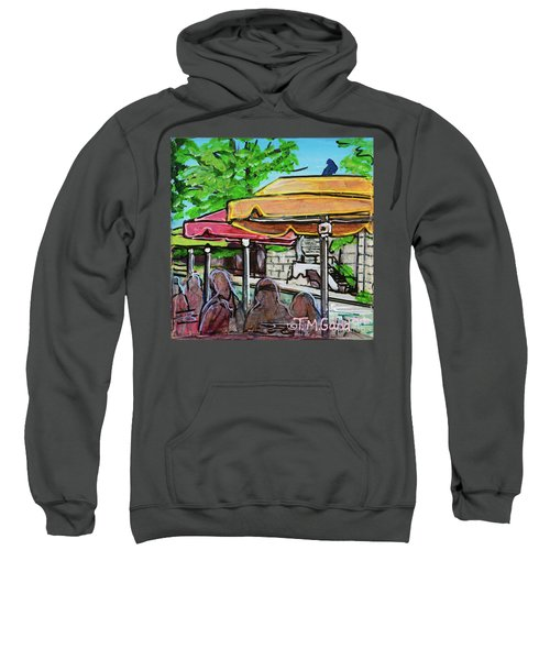 Umbrellas Sweatshirt