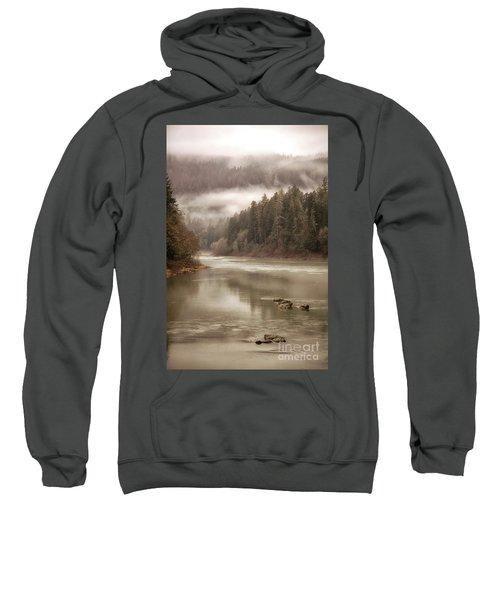 Umpqua River Fog Sweatshirt