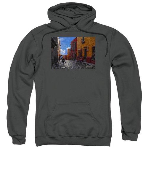 Under A Van Gogh Sky Sweatshirt