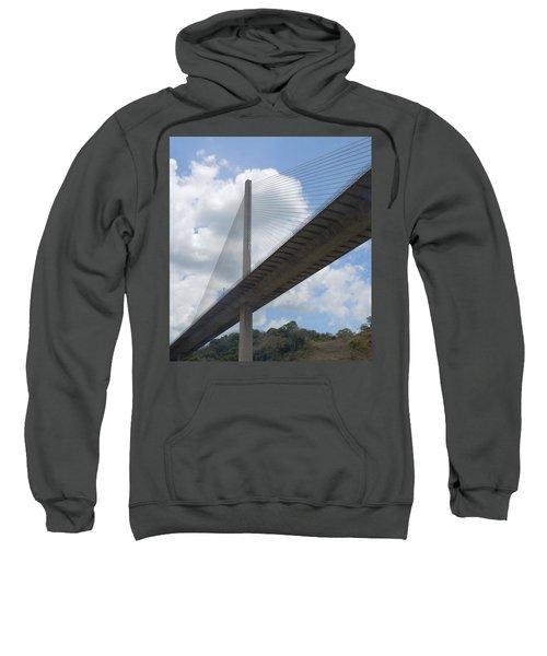 Under The Bridge Through Panama Sweatshirt