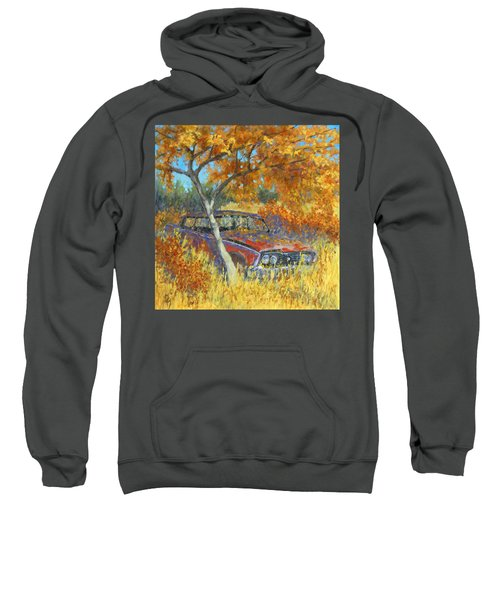 Under The Chinese Elm Tree Sweatshirt