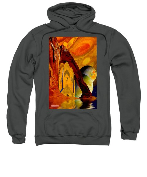 Under The Giants Eye Sweatshirt