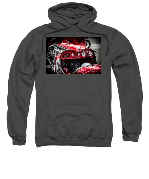 Under The Hood Sweatshirt