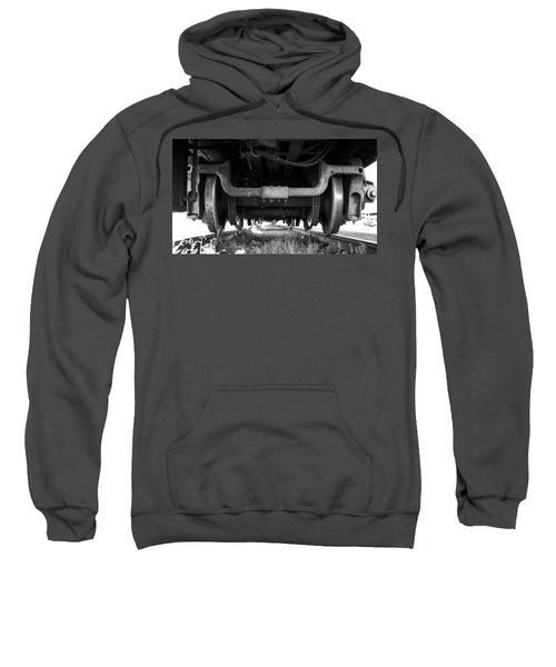 Under The Train Sweatshirt